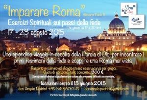 imparare Roma agosto 2015