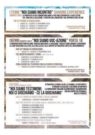 card - volantino 2018-20192