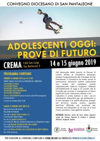 convegno adolescenti 2019
